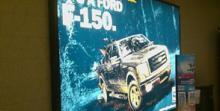 Poster Backlit Paper 150GR