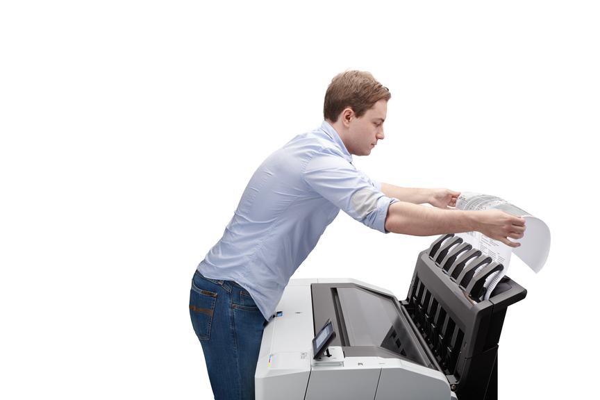 HP DesignJet 1600 -stivuitor