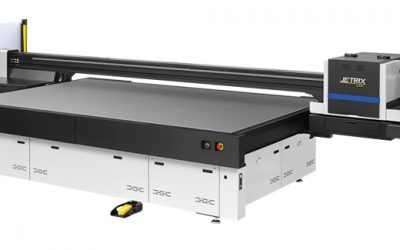 Jetrix LXi8 LED UV Flatbed