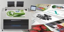Sistem Multifunctional color KIP 860