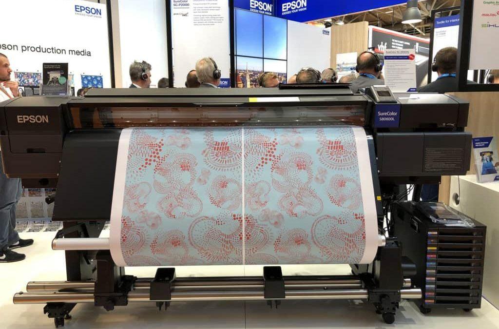 Epson extinde gama de echipamente pentru semnalistica