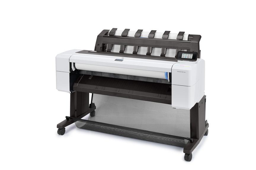 HP DesignJet 1600 -stanga