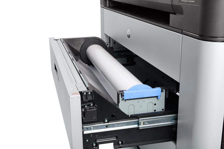 HP DesignJet 3600 MFP_drawer