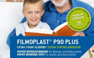 Folie de reparare FILMOPLAST P 90 PLUS